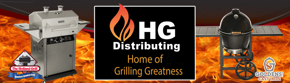 Grills And Smokers Hg Distributing